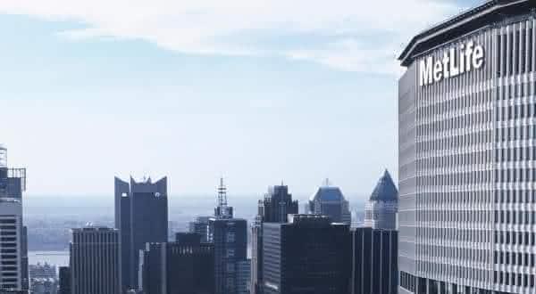 MetLife entre as maiores empresas de seguros do mundo