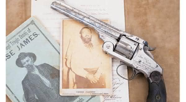 Smith calibre entre as armas de fogo mais caras do mundo