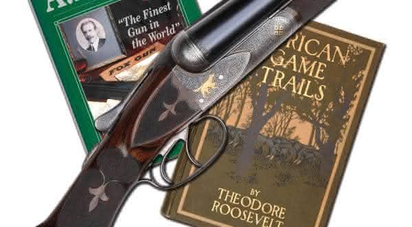 Teddy Roosevelts entre as armas de fogo mais caras do mundo