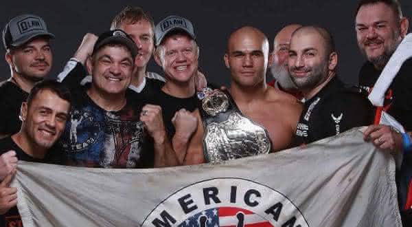 american top team entre as melhores equipes do ufc