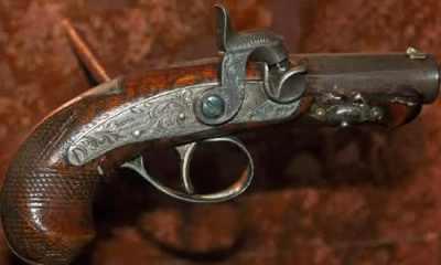 top 10 armas de fogo mais caras do mundo