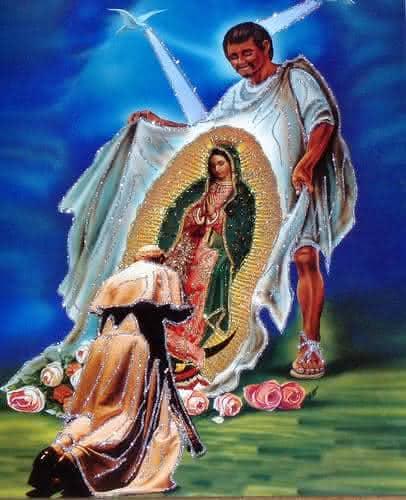 juan diego entre os chocantes milagres religiosos nunca explicados