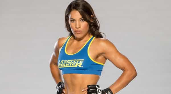 julianna pena entre as lutadoras mais bonitas do ufc