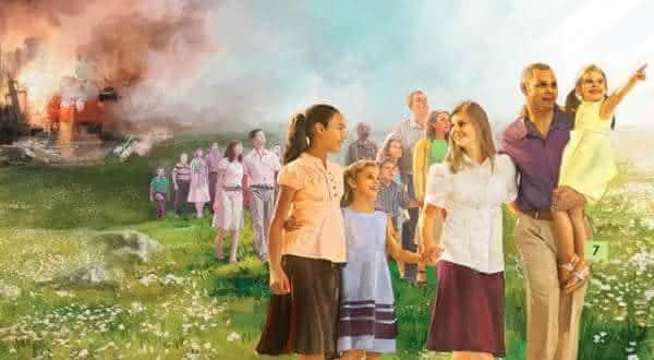 paraiso na terra coisas que voce nao sabia sobre as Testemunhas de Jeova