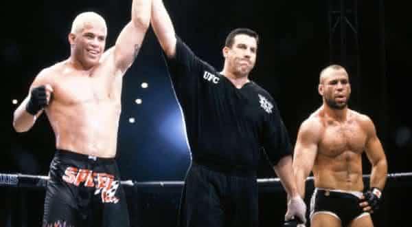tito ortiz entre os mais jovens campeoes do UFC