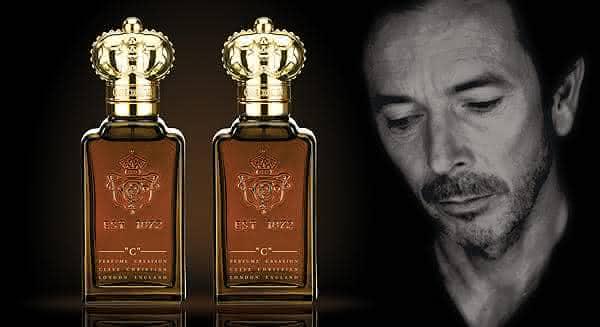 Clive Christian c for Men entre os perfumes masculinos mais caros do mundo