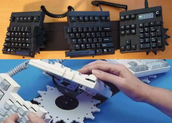 Comfort Keyboard entre os teclados de computador mais caros do mundo