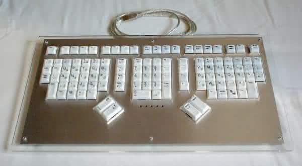 Maltron Executive entre os teclados de pc mais caros do mundo