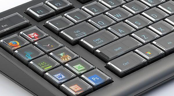 Optimus Maximus entre os teclados de pc mais caros do mundo