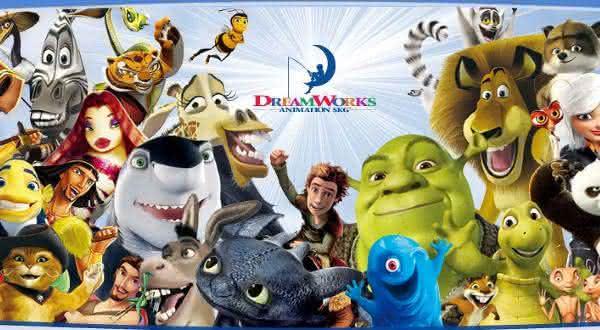 dream works entre as maiores produtoras de filmes do mundo