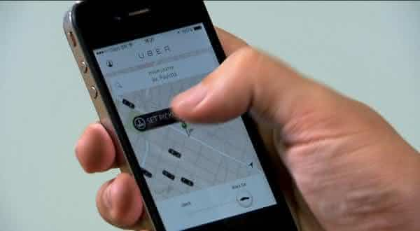 sem gorjeta entre as razoes para usar Uber em vez de taxi