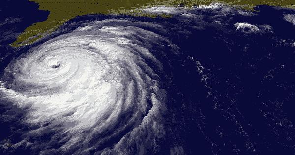 1970 Bhola cyclone entre os piores furacoes de todos os tempos