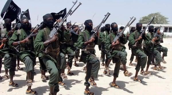 Al-Shabaab entre os grupos terroristas mais perigosos do mundo
