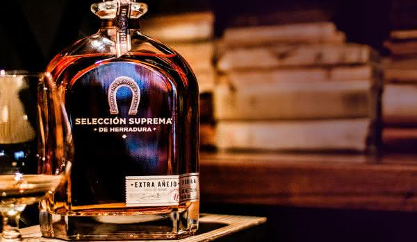 Casa Herradura Seleccion Suprema entre as tequilas mais caras do mundo