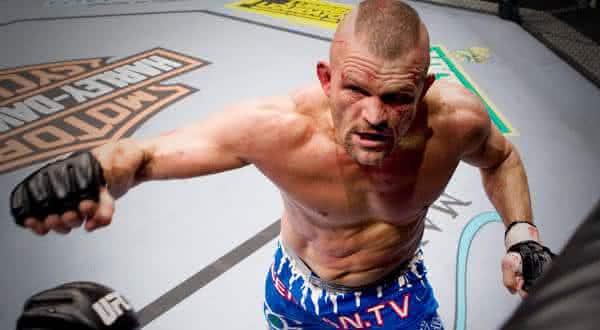 Chuck Liddell entre os melhores lutadores do UFC de todos os tempos