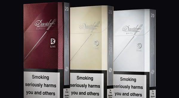 Davidoff entre as marcas de cigarro mais caras do mundo