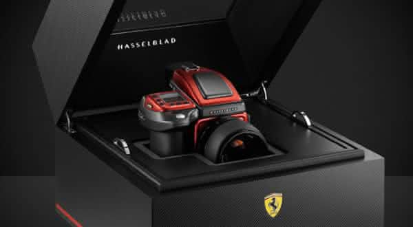 Hasselblad entre as cameras digitais mais caras do mundo