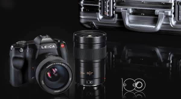 Leica S Edition 100 entre as cameras digitais mais caras do mundo