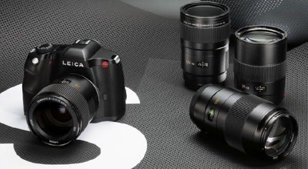 Leica S2-P entre as cameras digitais mais caras do mundo