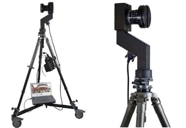 Panoscan MK-3 Panoramic entre as cameras digitais mais caras do mundo