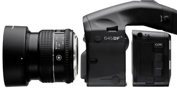 Phase One 645DF with P65 2 Sensor entre as cameras digitais mais caras do mundo