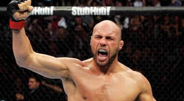 Randy Couture  entre os melhores lutadores do UFC de todos os tempos