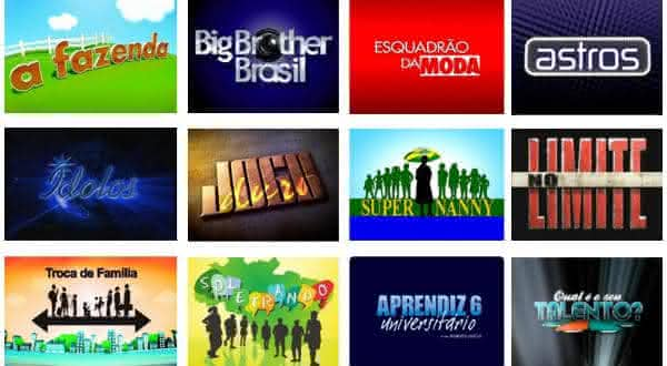 degradam valores familiares reality shows