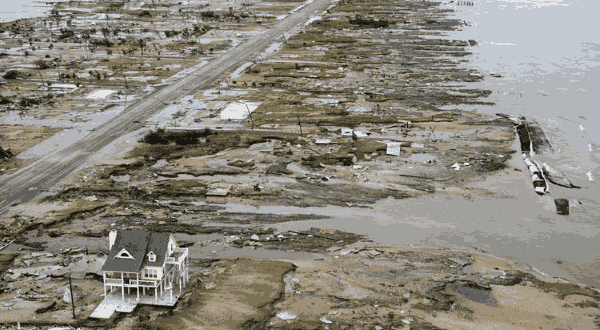 furacao ike  entre os piores furacoes de todos os tempos