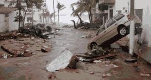 Top 10 piores furacões de todos os tempos