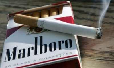 Top 10 marcas de cigarro mais caras do mundo