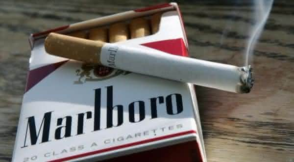 marlboro entre as marcas de cigarro mais caras do mundo