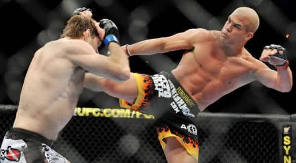 tito ortiz entre os melhores lutadores do UFC de todos os tempos