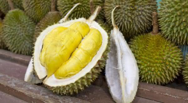 Durian entre os piore fedores do mundo