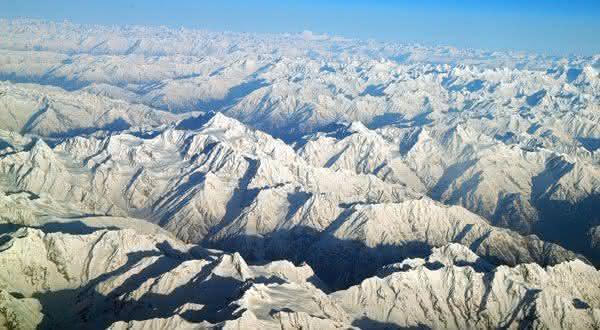 afeganistao entre os paises com maior media de altitude do mundo