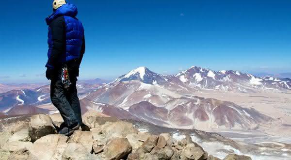 chile entre os paises de maior media de altitude do mundo