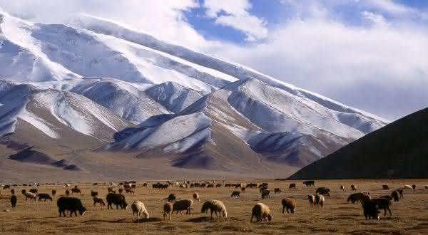 tajiquistao entre os paises com maior media de altitude do mundo