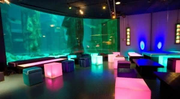 Club Aquarium 2 entre as casas noturnas mais luxuosas do mundo
