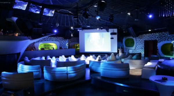 Cocoon Club entre as casas noturnas mais luxuosas do mundo