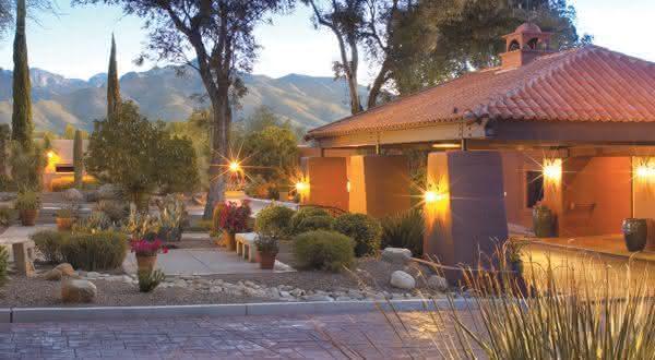 The Spa at Canyon Ranch entre os melhores spas do mundo