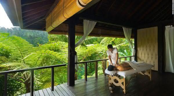 Wellness Spa at COMO Shambhala Estate 2 entre os melhores spas do mundo