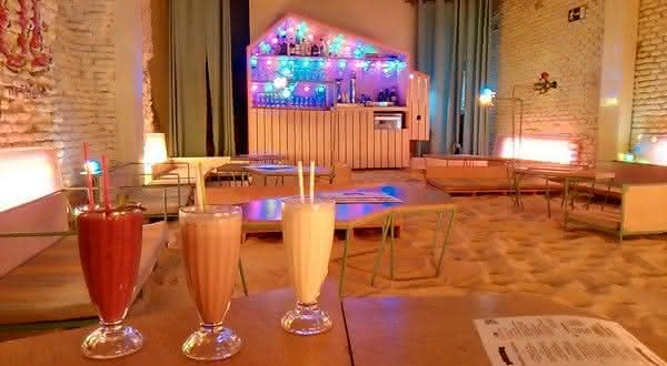 Bar de Praia entre os bares mais bizarros do mundo