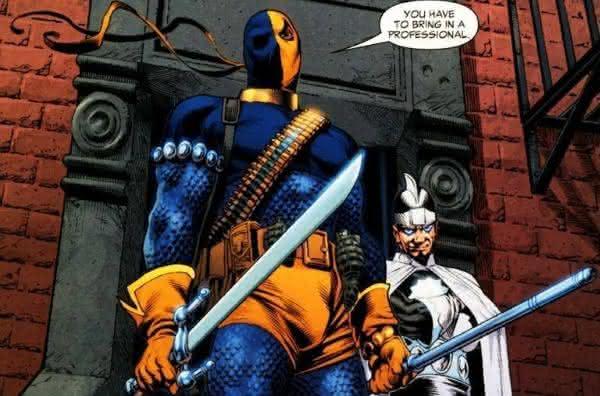 DeathStroke  Teen Titans  entre os fatos incriveis sobre Deadpool