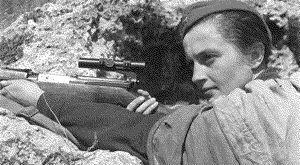 Lyudmila Pavlichenko  entre os snipers mais mortais da história