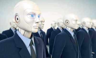 Top 10 empregos que os robôs podem roubar dos seres humanos