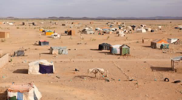 mauritania entre os paises com maiores medias de temperaturas