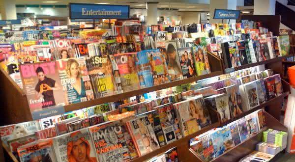 revistas entre as coisas que vao deixar de existir em razao da internet