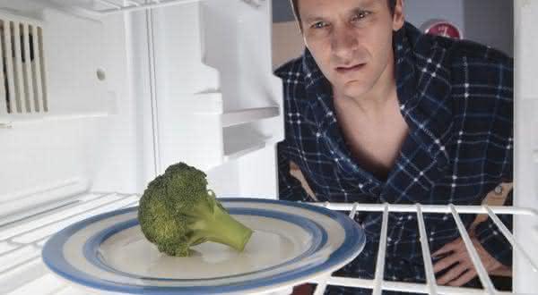 sem comidas entre as vantagens de morar sozinho