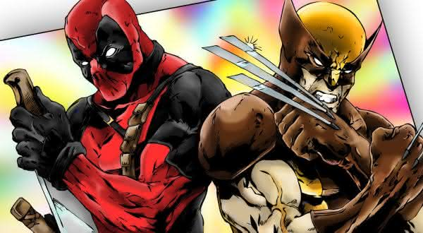 wolverine deadpool entre os fatos incriveis sobre Deadpool