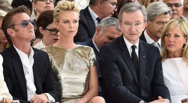 Arnault entre as familias mais poderosas do mundo