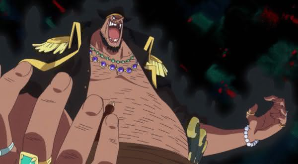 Blackbeard One Piece entre os  viloes mais poderosos dos animes